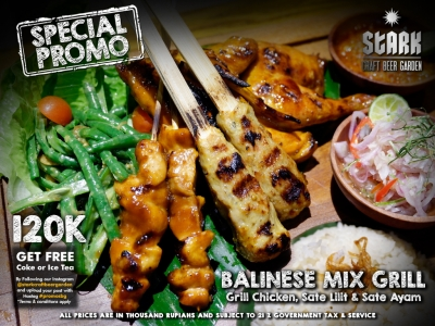 Balinese Mix Grill
