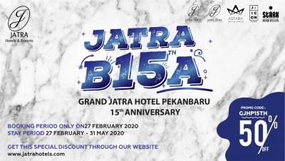 JATRA B15A